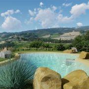 Piscina naturale San Gimignano
